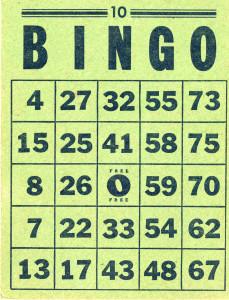 Jugar al Bingo electrónico