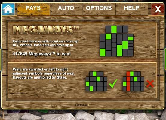 Megaways i ett nötskal!