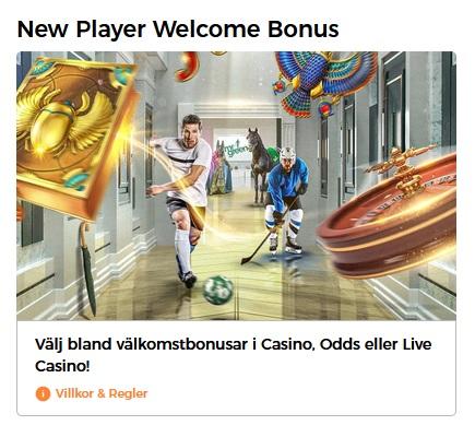 Spela mobilcasino hos Mr Green Casino!