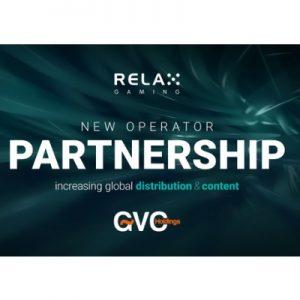 Relax Gaming och GVC Holdings är nu sant!