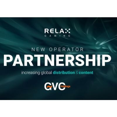 Relax Gaming sluter äntligen avtal med GVC Holdings!