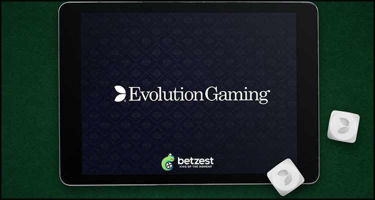 Live casino Evolution Gaming och Betzest Casino!